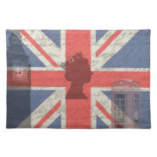 Vintage London Placemat