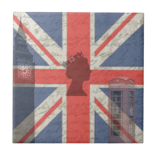 Vintage London Tile