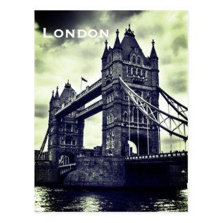 Vintage London Travel Tourism Postcard