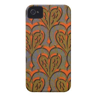 Vintage Look Heart Blackberry Bold 9700/9780 Case Case-Mate iPhone 4 Case