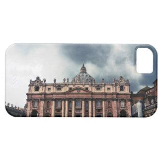 Vintage look Vatican print iPhone 5 Cases