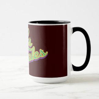 Vintage Los Angeles Logo Mug