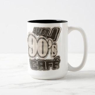 Vintage Love 90's Cafe - Mug