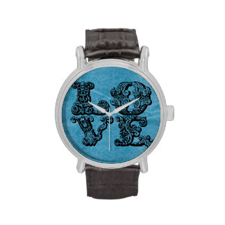 Vintage Love Floral Watches