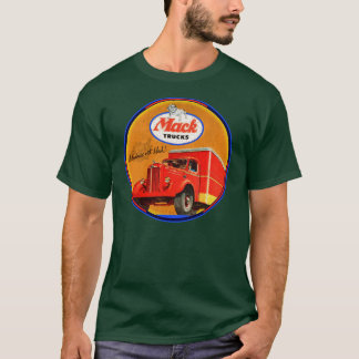 Vintage Mack trucks sign T-Shirt