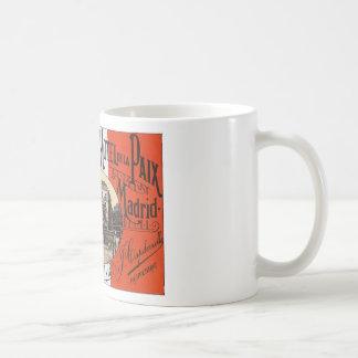 Vintage Madrid Mug