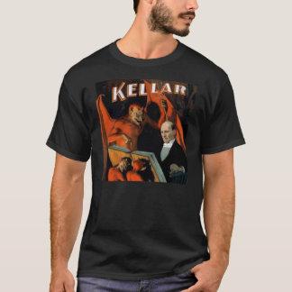 Vintage Magician Kellar Devil tshirt