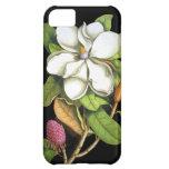 Vintage Magnolia Botanical Case For iPhone 5C