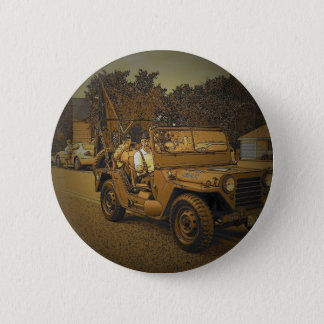 Vintage Maine 2 Inch Round Button