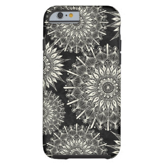 Vintage Mandala Pattern Tough iPhone 6 Case