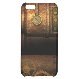 Vintage Manly Steam Punk Speck Case iPhone 4 iPhone 5C Covers