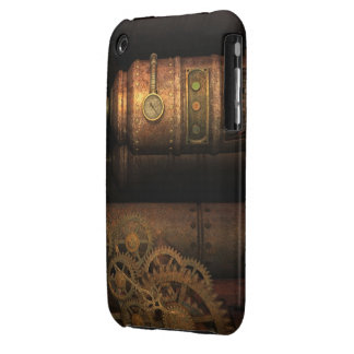 Vintage Manly SteamPunk Case-Mate iPhone 3G/3GS iPhone 3 Case