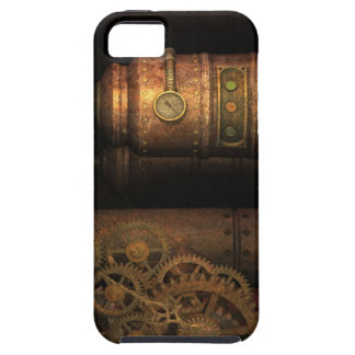 Vintage Manly SteamPunk iPhone 5 Vibe Cover iPhone 5 Case
