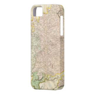 Vintage Map of Bavaria Germany (1814) iPhone 5 Cover