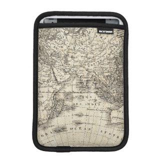Vintage Map Of Europe and Asia iPad Mini Sleeves