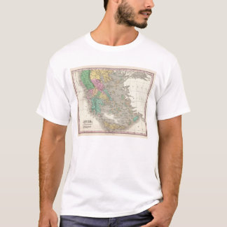 Vintage Map of Greece (1827) T-Shirt