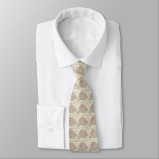 Vintage Map of Hungary (1799) Tie