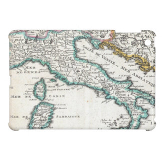 Vintage Map of Italy (1706) Case For The iPad Mini