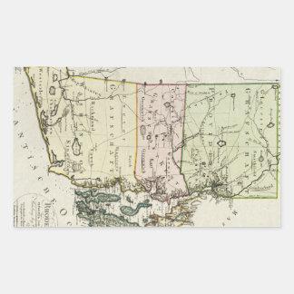 Vintage Map of Rhode Island (1797)