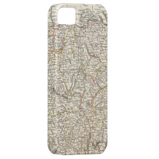 Vintage Map of Switzerland (1771) Case For The iPhone 5