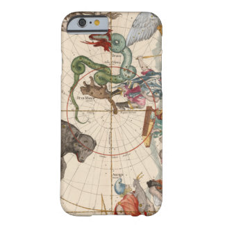 Vintage Map of the North Pole Barely There iPhone 6 Case