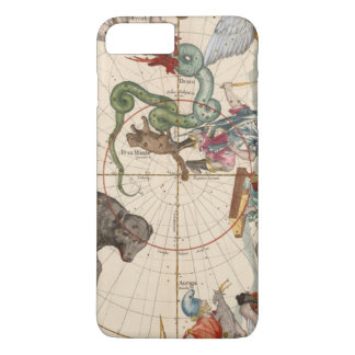 Vintage Map of the North Pole iPhone 8 Plus/7 Plus Case