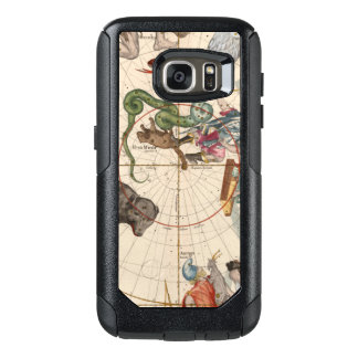 Vintage Map of the North Pole OtterBox Samsung Galaxy S7 Case