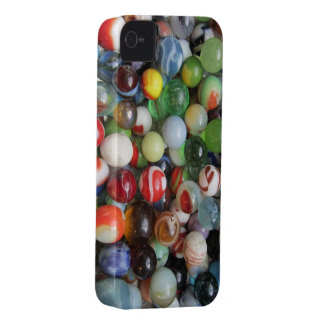 Vintage Marbles iPhone 4 Case
