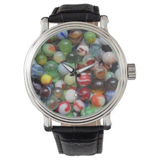 Vintage Marbles Watch