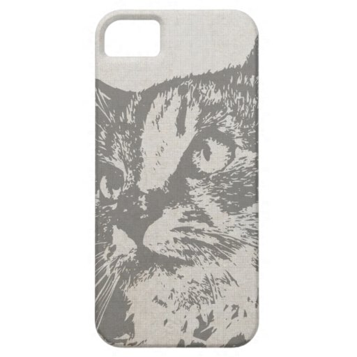 Vintage marie coque iPhone 5 Case-Mate