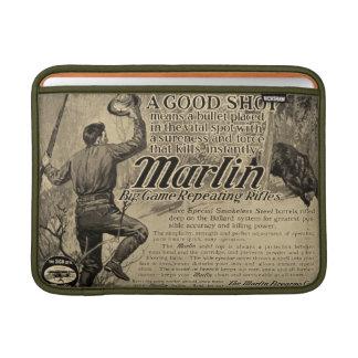 Vintage Marlin Firearms Apple Macbook Air Sleeve