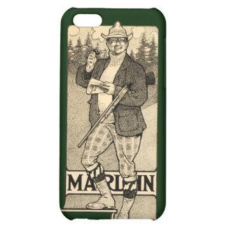Vintage Marlin Firearms Gun Ad Apple iPhone 5 Case