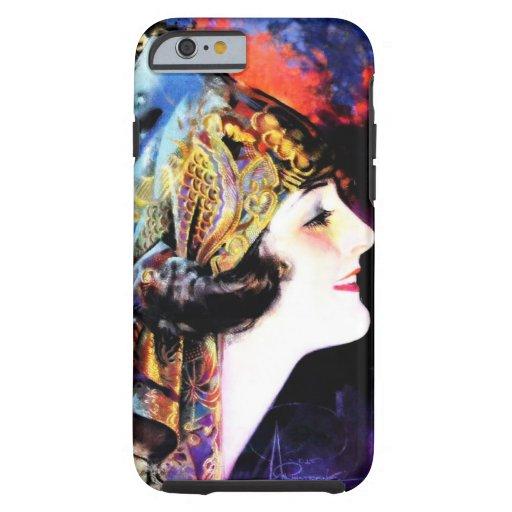 Vintage, Martha Mansfield iPhone 6 Case