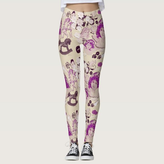 VINTAGE MEMORIES LEGGINGS