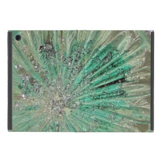 Vintage Mercury Art Glass Glacial Ice Shards iPad Mini Case