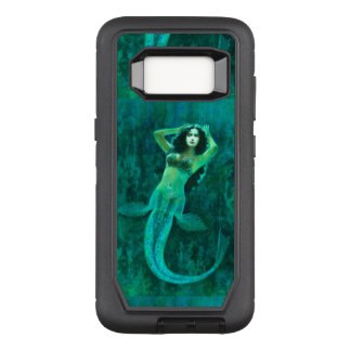 Vintage Mermaid OtterBox Samsung Galaxy S8 Case