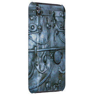 Vintage Metal Armor Print Case-Mate iPod Touch