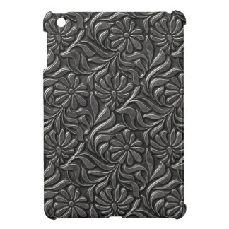 Vintage Metal Flower Wall iPad Mini Covers