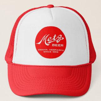 VIntage Metz Beer Logo Hat