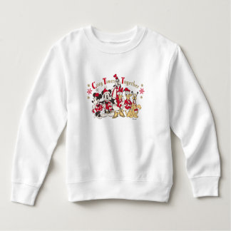 Vintage Mickey & Friends | Cozy Times Together Sweatshirt