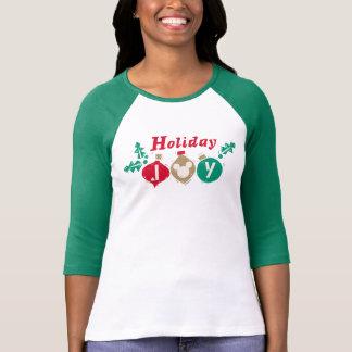 Vintage Mickey | Holiday Joy T-Shirt