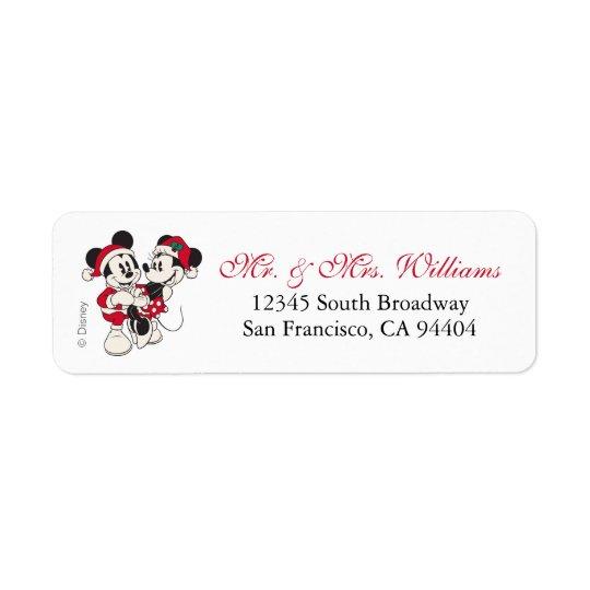Vintage Mickey & Minnie | Warm & Cozy