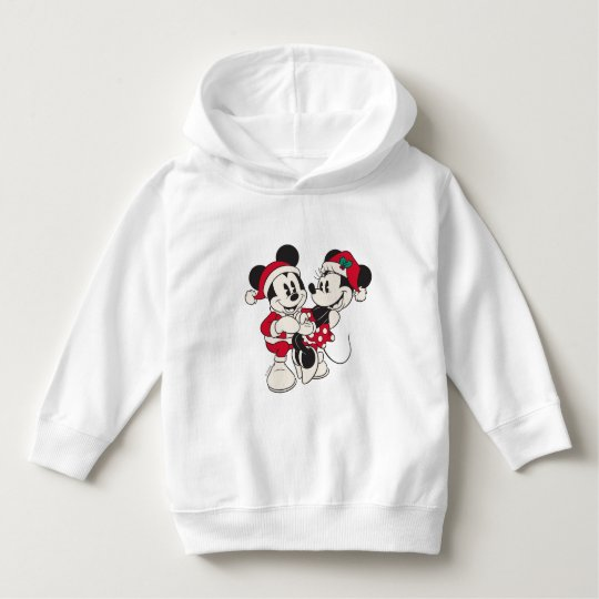 Vintage Mickey & Minnie   Warm & Cozy Hoodie