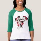 Vintage Mickey & Minnie | Warm & Cozy T-Shirt