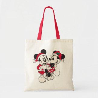 Vintage Mickey & Minnie | Warm & Cozy Tote Bag