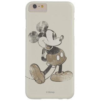 Vintage Mickey Mouse 1 Barely There iPhone 6 Plus Case