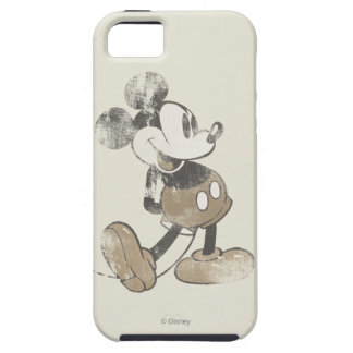 Vintage Mickey Mouse 1 Case For The iPhone 5
