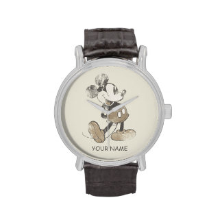 Vintage Mickey Mouse 1 Wristwatch