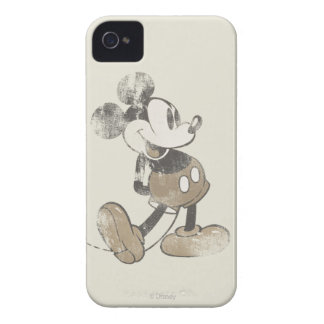 Vintage Mickey Mouse iPhone 4 Cover