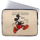 Vintage Mickey Mouse Laptop Sleeve
